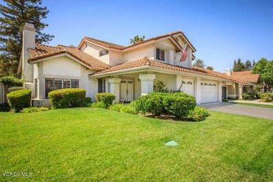 12440 Crystal Ranch Road, Moorpark, CA 93021 - MLS#: 218011962