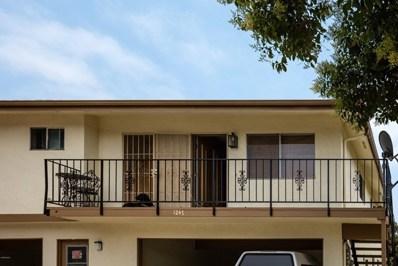 1247 Bryce Way, Ventura, CA 93003 - MLS#: 218011963