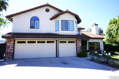 2622 Chaucer Place, Thousand Oaks, CA 91362 - MLS#: 218012012