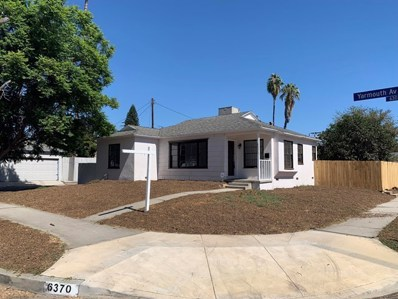 6370 Yarmouth Avenue, Encino, CA 91316 - MLS#: 218012036