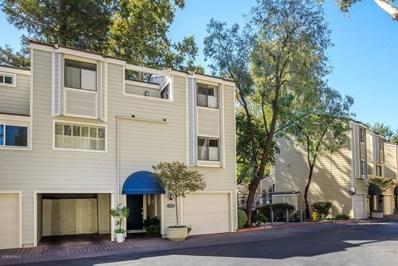 1152 Westlake Boulevard UNIT G, Westlake Village, CA 91361 - MLS#: 218012092