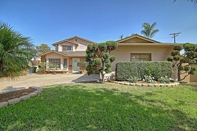 1644 Radnor Avenue, Ventura, CA 93004 - MLS#: 218012121