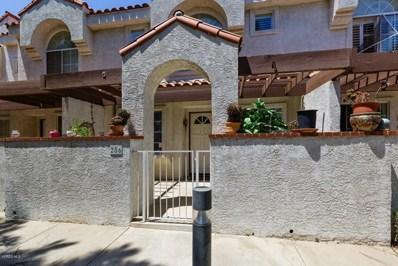 286 Camino Cortina, Camarillo, CA 93010 - MLS#: 218012129