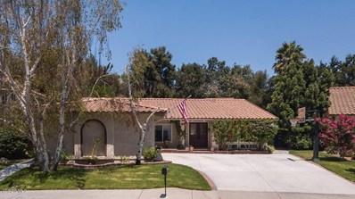 2117 Basswood Court, Westlake Village, CA 91361 - MLS#: 218012131