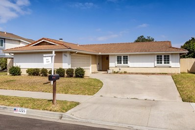 1221 Holly Avenue, Oxnard, CA 93036 - MLS#: 218012140