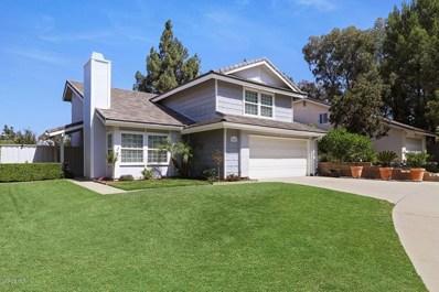 2387 Ginger Circle, Newbury Park, CA 91320 - MLS#: 218012167
