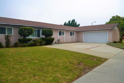 1325 Berkshire Street, Oxnard, CA 93033 - MLS#: 218012226