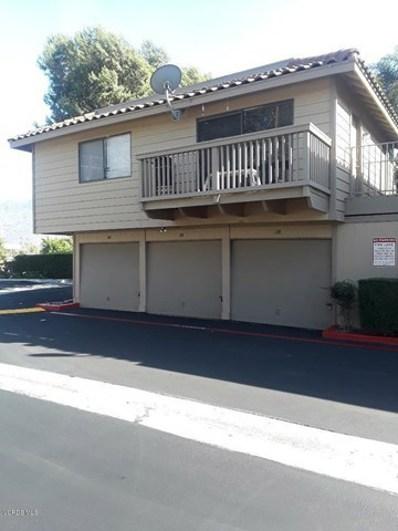 170 Steckel Drive UNIT 35, Santa Paula, CA 93060 - MLS#: 218012245