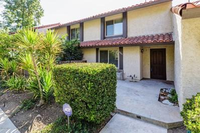 4085 Liberty Canyon Road UNIT 94, Agoura Hills, CA 91301 - MLS#: 218012248
