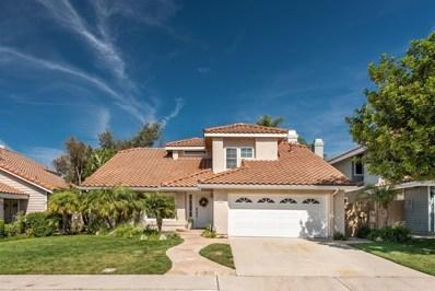 12309 Willow Hill Drive, Moorpark, CA 93021 - MLS#: 218012275