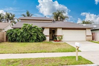 831 Novato Drive, Oxnard, CA 93035 - MLS#: 218012295