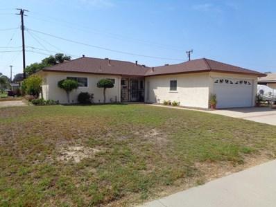 358 Princeton Street, Santa Paula, CA 93060 - MLS#: 218012390