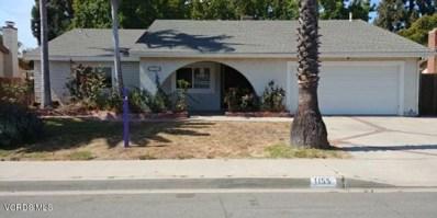 1155 Agusta Avenue, Camarillo, CA 93010 - MLS#: 218012418