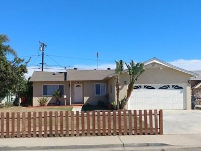 4430 B Street, Oxnard, CA 93033 - MLS#: 218012433
