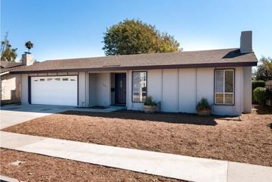 1730 Jeannette Drive, Oxnard, CA 93030 - MLS#: 218012440