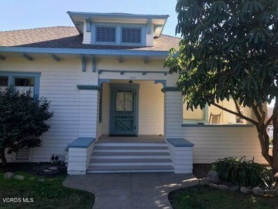 1106 Santa Clara Street, Ventura, CA 93001 - MLS#: 218012509