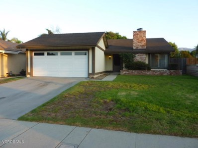 5608 Cherry Ridge Drive, Camarillo, CA 93012 - MLS#: 218012535