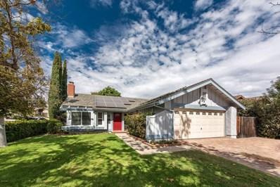 5743 Fieldcrest Drive, Camarillo, CA 93012 - MLS#: 218012556