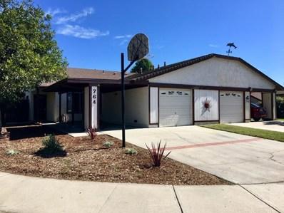 764 Hunt Circle, Camarillo, CA 93012 - MLS#: 218012577