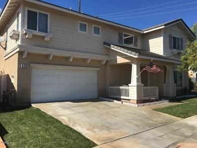 858 Hinckley Lane, Fillmore, CA 93015 - MLS#: 218012630