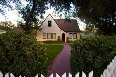 1136 Fern Oaks Drive, Santa Paula, CA 93060 - MLS#: 218012650