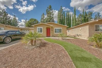 1765 Moreno Drive, Simi Valley, CA 93063 - MLS#: 218012738