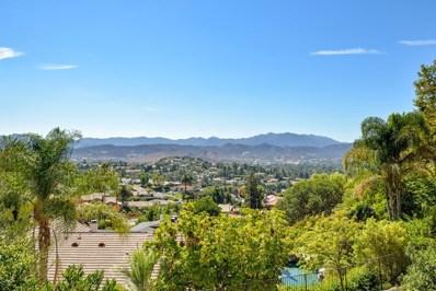 2684 Sapra Street, Thousand Oaks, CA 91362 - MLS#: 218012740