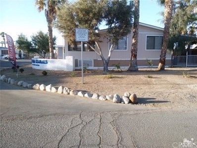 336 Sea View Drive UNIT 273, Salton City, CA 92275 - MLS#: 218012746DA
