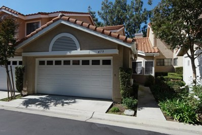 479 Lorenzo Drive, Oak Park, CA 91377 - MLS#: 218012748