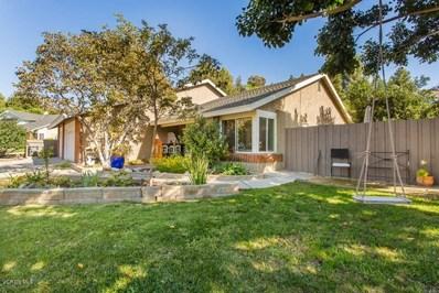 460 Phlox Court, Thousand Oaks, CA 91360 - MLS#: 218012770