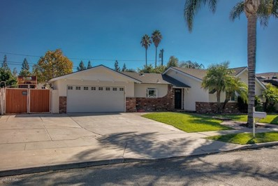 1480 Crater Street, Simi Valley, CA 93063 - MLS#: 218012787