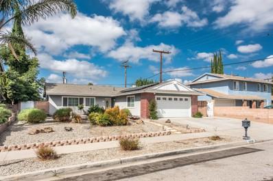 1852 Morley Street, Simi Valley, CA 93065 - MLS#: 218012791