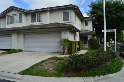 504 Niveo Lane, Oxnard, CA 93030 - MLS#: 218012811