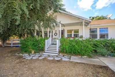 3911 Hitch Boulevard, Moorpark, CA 93021 - MLS#: 218012869