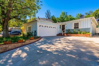 5223 Tendilla Avenue, Woodland Hills, CA 91364 - MLS#: 218012876