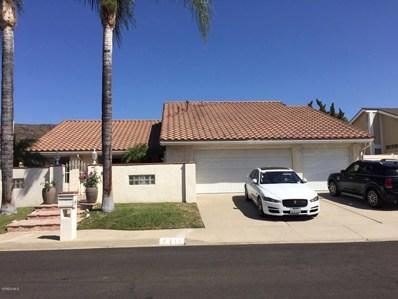 711 Bluebonnet Court, Thousand Oaks, CA 91360 - MLS#: 218012910
