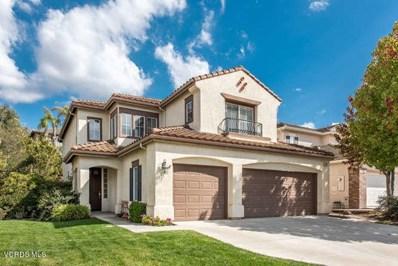 574 Camino Del Sol, Newbury Park, CA 91320 - MLS#: 218012963