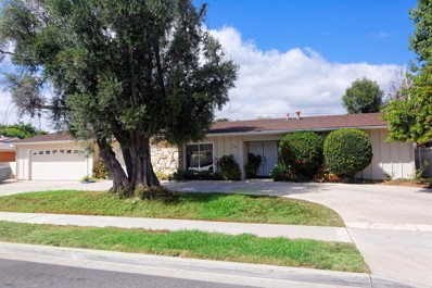 1549 Rugby Circle, Thousand Oaks, CA 91360 - MLS#: 218012992