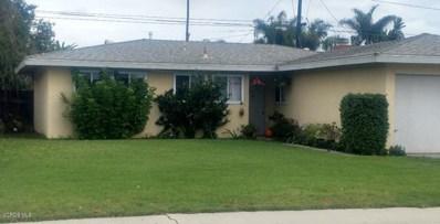 751 Myrna Drive, Port Hueneme, CA 93041 - MLS#: 218012999