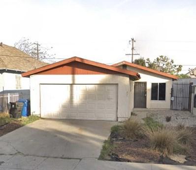 221 47th Street, Los Angeles, CA 90037 - MLS#: 218013016