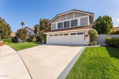 3378 Montagne Way, Thousand Oaks, CA 91362 - MLS#: 218013040