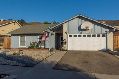 2542 Cedar Street, Ventura, CA 93001 - MLS#: 218013117