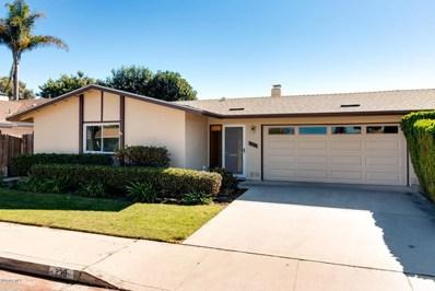 230 Bay Boulevard, Port Hueneme, CA 93041 - MLS#: 218013139