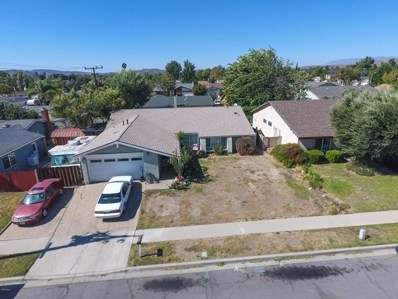 1543 Hilgard Avenue, Simi Valley, CA 93065 - MLS#: 218013140