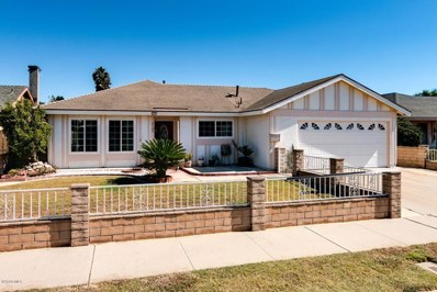 4900 Justin Way, Oxnard, CA 93033 - MLS#: 218013144