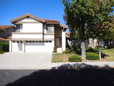 12531 Spring Creek Road, Moorpark, CA 93021 - MLS#: 218013157