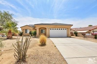 66977 San Bruno Road, Desert Hot Springs, CA 92240 - MLS#: 218013158DA