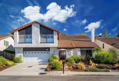 282 Hunters Point Drive, Thousand Oaks, CA 91361 - MLS#: 218013165