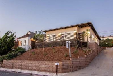 2141 El Jardin Avenue, Ventura, CA 93001 - MLS#: 218013179
