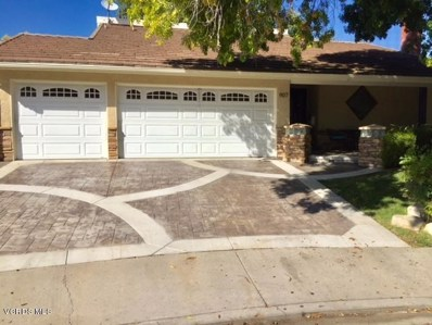 907 Sandpiper Circle, Westlake Village, CA 91361 - MLS#: 218013220